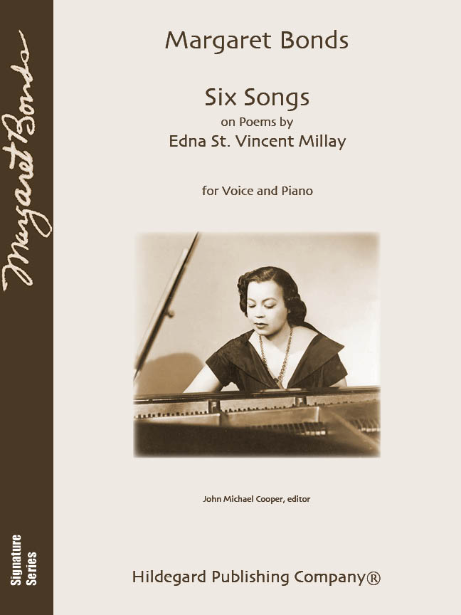 Six Songs on Poems by Edna St. Vincent Millay